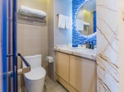 星程西宁城北国际村酒店360全景图