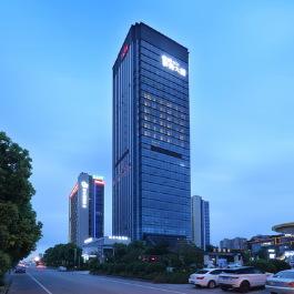 桔子水晶南通星湖101广场酒店360全景图