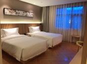 桔子水晶北京王府井大街酒店360全景图