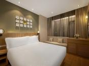桔子水晶上海南京西路酒店360全景图