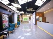 宜必思尚品杭州三墩西湖科技园酒店360全景图