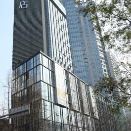 全季成都文殊院酒店360全景图