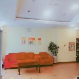 汉庭青岛城阳流亭机场正阳路酒店360全景图