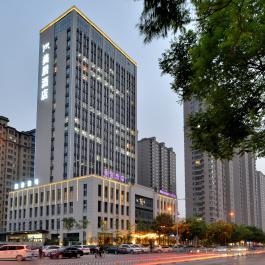 太原晋阳美居酒店360全景图