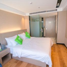 宜必思尚品福州三坊七巷酒店360全景图