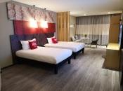 宜必思西安建章路沣东新区酒店360全景图